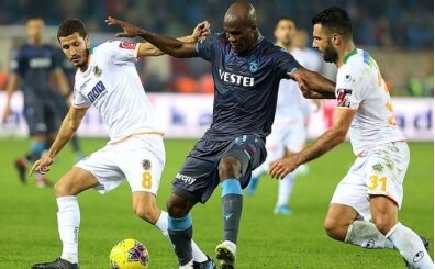 Trabzonspor - Alanyaspor: Muhtemel 11'ler