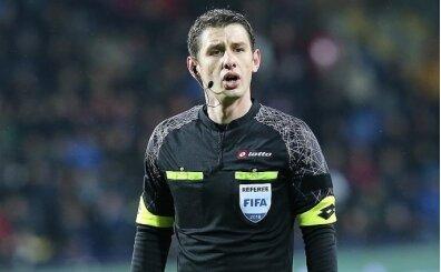 Halil Umut Meler'e Şampiyonlar Ligi'nde görev!