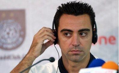 Xavi: 'Hayalim Barcelona'yı çalıştırmak'