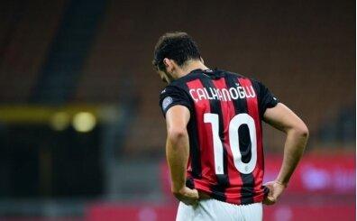 Milan'da Cagliari öncesi Hakan Çalhanoğlu sıkıntısı!