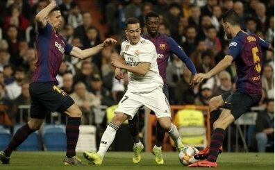 Real Madrid'de Vazquez sezonu kapattı!