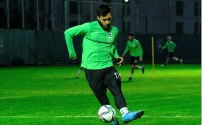 Giresunspor'da Antalyaspor mesaisi başladı