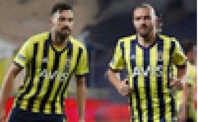 Fenerbahçe'de Caner Erkin ve Sinan Gümüş kadro dışı