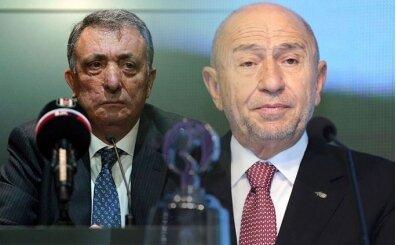 TFF ve Beşiktaş'tan, F.Bahçe, G.Saray, Trabzonspor'a çağrı