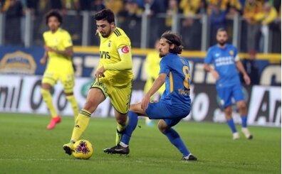 Fenerbahçe, Ankaragücü'ne karşı çok üstün
