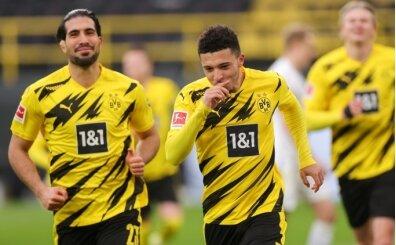 Sancho, Dortmund'u zafere taşıdı!