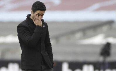 Mikel Arteta: 'Yıkıldık'