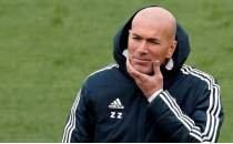 Zinedine Zidane, 11 kuramıyor!