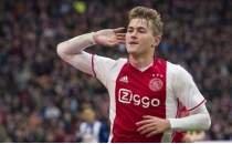 Juventus, De Ligt ile anlaştı! Sıra Ajax'ta