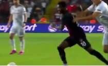 Beşiktaş'ta şok! Kırmızı kart ve penaltı...