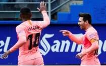 Lionel Messi sezonu '50' ile tamamladı!