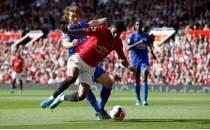 Çağlar Söyüncü'nün Old Trafford'da şanssız maçı