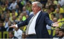 Zeljko Obradovic: 'Efes'i yenmemiz neredeyse imkansızdı'