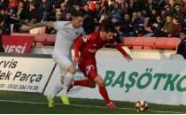 Balıkesir - Akhisar maçında gol sesi çıkmadı