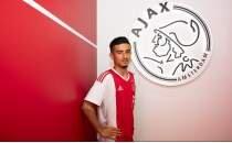 Ajax'tan 16'lık Türk'e profesyonel sözleşme!