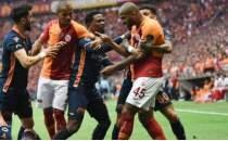 Galatasaray'ın iç sahada Başakşehir'e büyük üstünlüğü