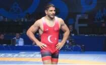 Taha Akgül, Dünya Şampiyonası'nda gümüş madalya aldı