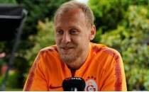 Semih Kaya, 1 yıl daha Galatasaray'la