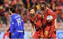 Belçika, Güney Kıbrıs'ı gole boğdu!