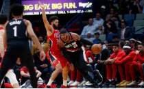 Carmelo Anthony geri döndü, Portland direnemedi!