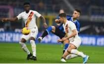 Inter zirve yarışında yara aldı