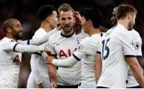 Mourinho'lu Tottenham'dan 5 gollü galibiyet