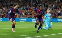 Barcelona'da gündem Fati!