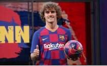 Griezmann'dan Barcelona itirafı; 'Ağladım'