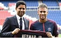PSG'de Neymar'a büyük rest
