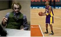 Kobe, Heath Ledger hikayesine açıklık getirdi