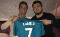 Khabib'den emekliliğe Ronaldolu yanıt