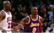 Kobe, Jordan'a karşı ilk kez çıktığında neler hissetti?