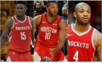 Rockets, Butler için Capela, Gordon ve Tucker'ı gözden çıkardı