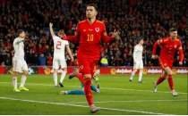 Galler, Ramsey ile EURO 2020 biletini kaptı!