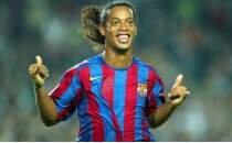 Ronaldinho: 'Messi tarihin en iyisi diyemem'