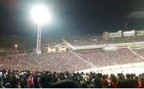 İran'da maçlar ertelendi