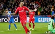 Avusturya'da 8 gollü maçta gülen Salzburg!