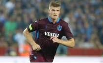 Alexander Sörloth, Trabzonspor'da kalmak istiyor!