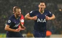 Mourinho ile Tottenham, bu sefer 90'da sevince boğuldu