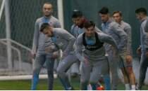 Trabzonspor, Yukatel Denizlispor maçı hazırlıklarını tamamladı