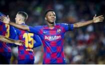 Barcelona, Valencia'ya patladı! 7 gol...