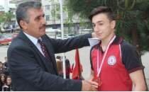 Yusuf Fehmi Genç:' Naim Süleymanoğlu'nu örnek alıyorum'