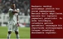 Beşiktaş'tan Quaresma'ya cevap; 'Başkan öyle demedi'