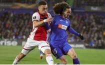 Ajax'tan bu sezon Avrupa'ya erken veda!