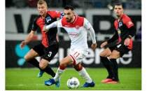 Kenan'ın 2 golü Düsseldorf'a yetmedi