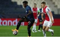 Ajax, deplasman seviyor: Atalanta da yenemedi!