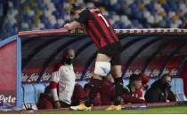 Ibrahimovic sakatlığı nedeniyle 6 maç kaçıracak
