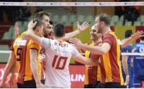 Galatasaray evinde Halkbank'ı devirdi