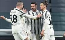 Juventus farka gitti ve yarı finale yükseldi