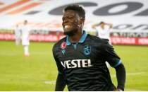 Trabzonspor, Ekuban'ın transferini açıkladı!